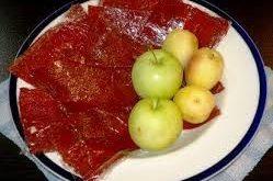 لواشک صنعتی سیب