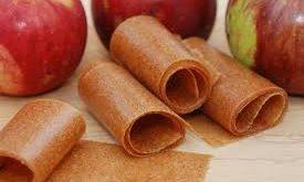 لواشک سیب ترش