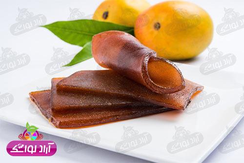 انواع لواشک میوه ای