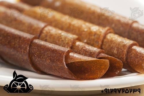 لواشک کیوی فله