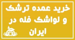 خرید عمده ترشک و لواشک فله در ایران 1