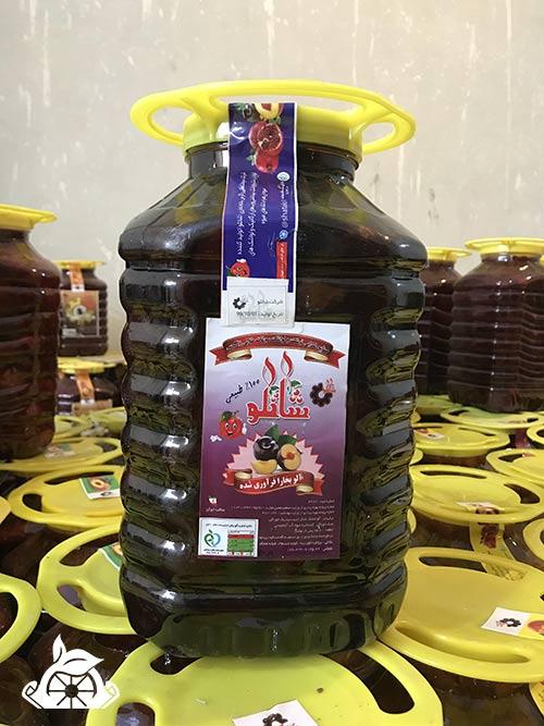خرید انواع رب میوه ارزان