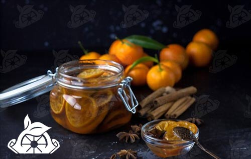 فروش ترشک پرتقال کیلویی
