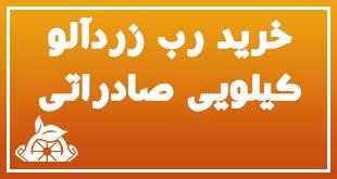 خرید رب زردآلو کیلویی صادراتی 1