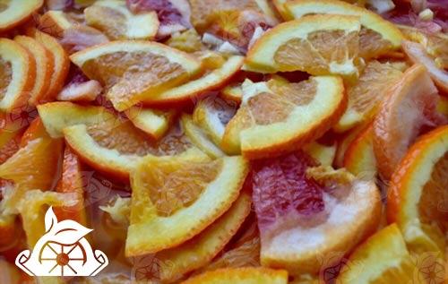خرید و فروش ترشک پرتقال صادراتی