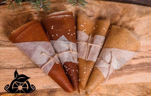 صادرات انواع لواشک پالپ دار