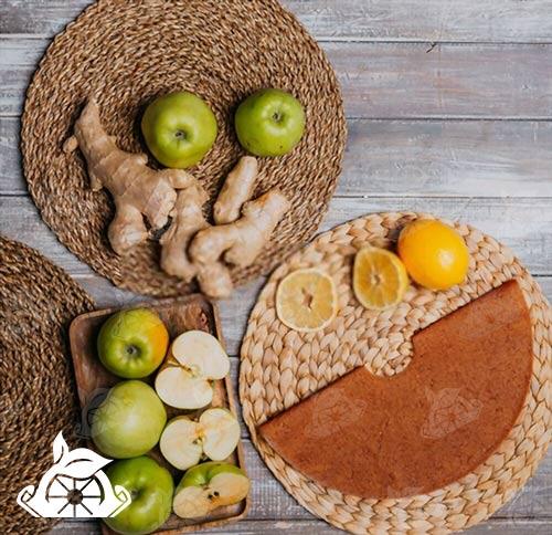 فروش انواع ترشک، لواشک و رب میوه صادراتی