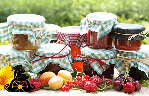 صادرات رب میوه ای فله به افغانستان