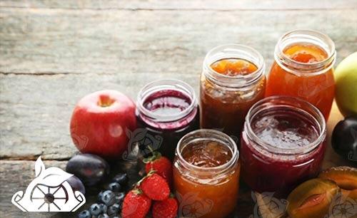 خرید و فروش رب میوه ای صادراتی