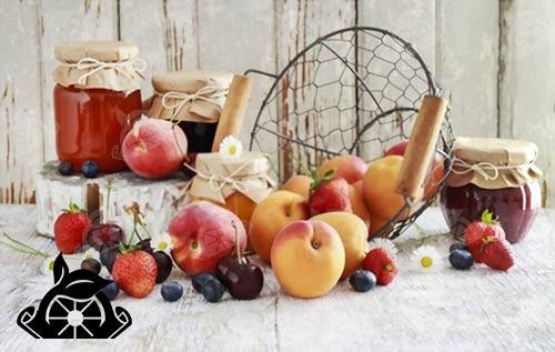 فروشنده انواع ترشک و رب میوه صادراتی
